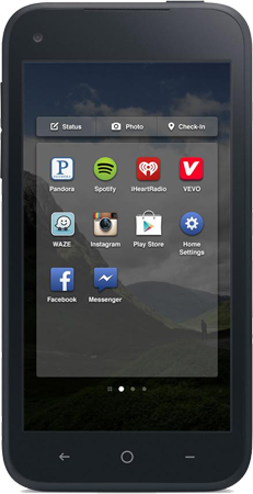 facebook home apps