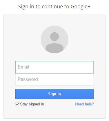 google-local-signin