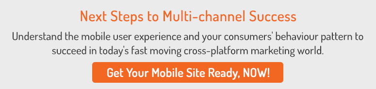 Get your mobile site ready