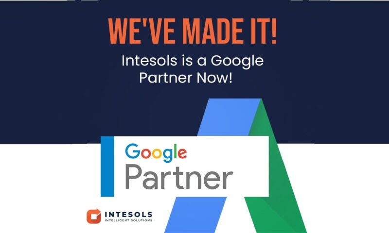 We are google certified partner now